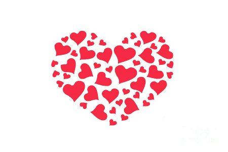 Valentino širdis